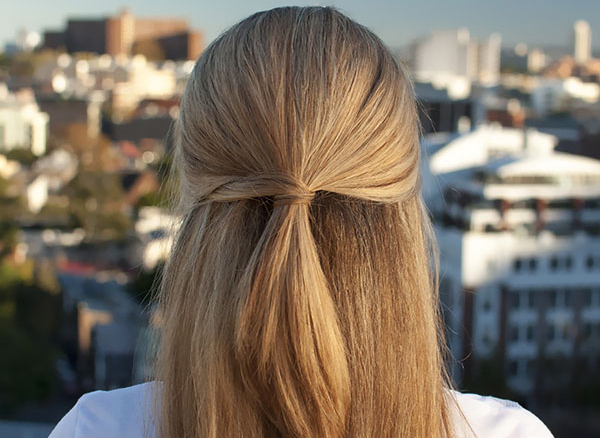 Pulled Back Hair Styles: 12 DIY Hairstyles For Mom That Would Make Jennifer Aniston