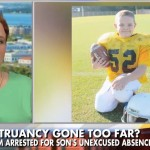 A Mom in Georgia Just Got Arrested For Her Son's Unexplained Absences