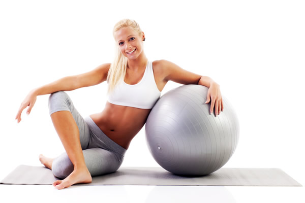 swiss-ball-crunches